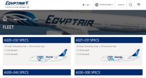 エジプト航空 CA募集