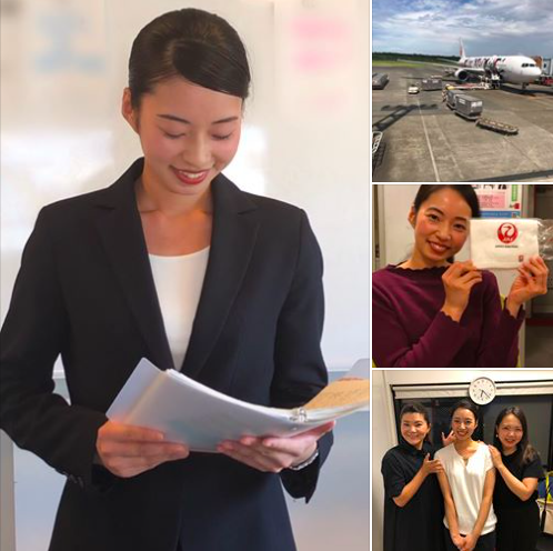 JAL CA 合格 2019
